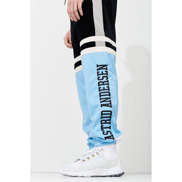 Track Pants Light Blue