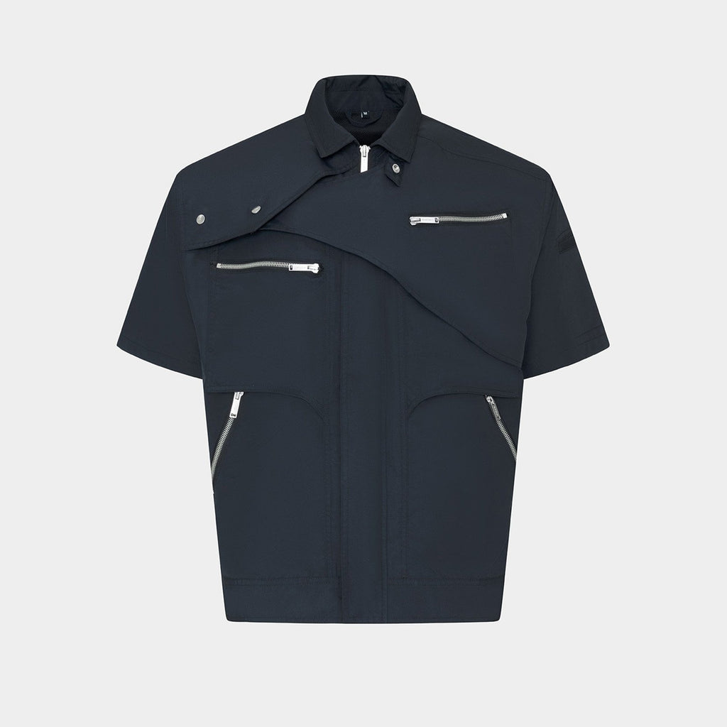 S/S Layerd Shirt