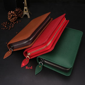 Zipper Chargeable Wallet