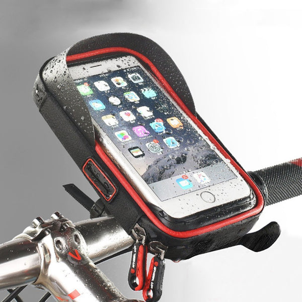 Phone Holder Waterproof Bag