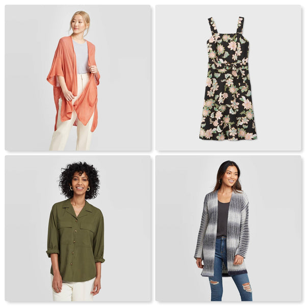 Department Store Wholesale clothing