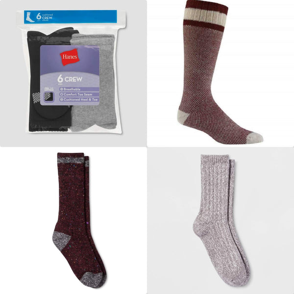 Manifested Socks Closeouts Lots