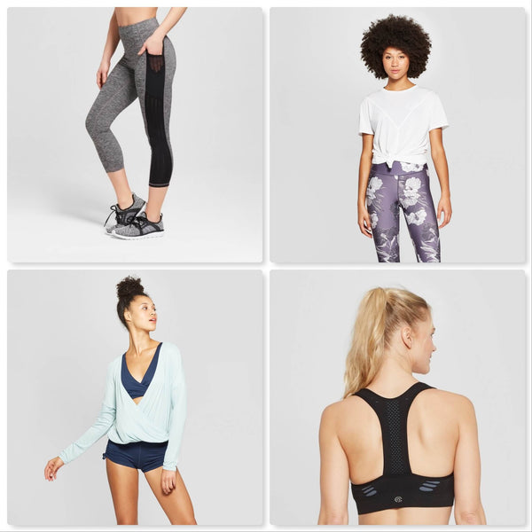 Target Womens Activewear Clothing Wholesale