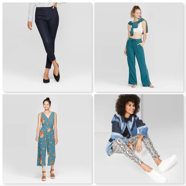Target Assorted Women's Apparel Wholesale