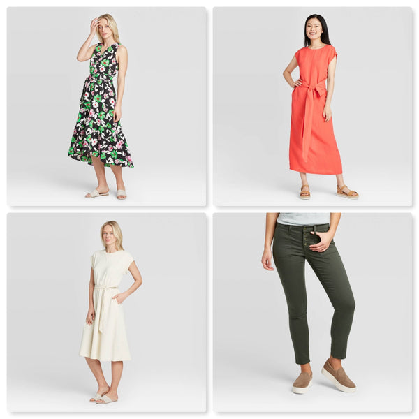 Target Women's Wholesale Apparel