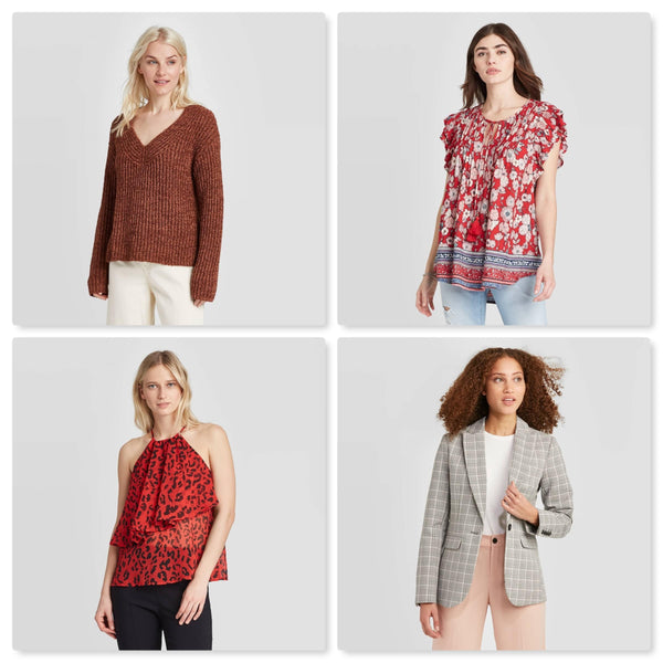 Target Name Brand Women's Wholesale Lot