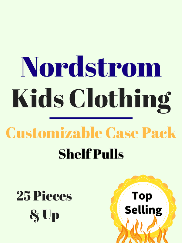 Nordstrom Name Brand Kids Clothing Liquidations