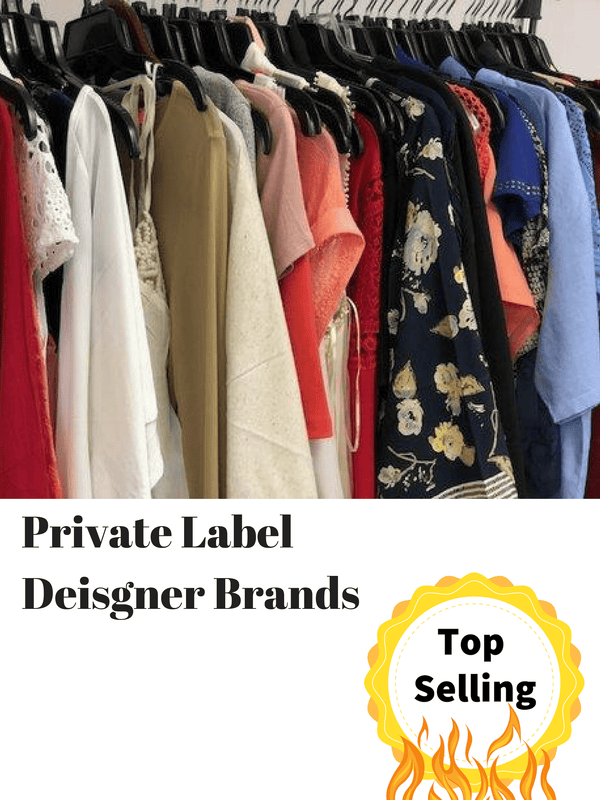 wholesale boutique private label brands liquidations