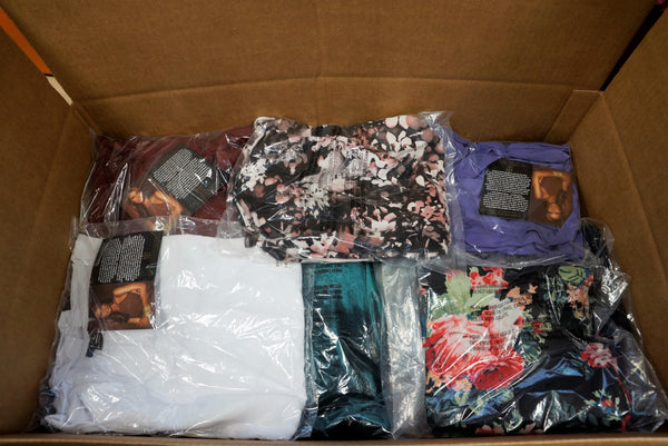 Wholesale branded clothing lot