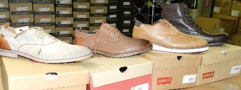 Levi's Shoes Mens | Assorted Low Tops & Boots | New in Box | $12.15/Pair