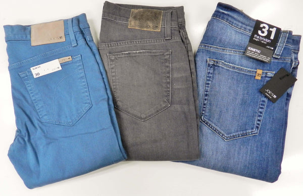 Mens Joe's Jeans Slight Irregulars