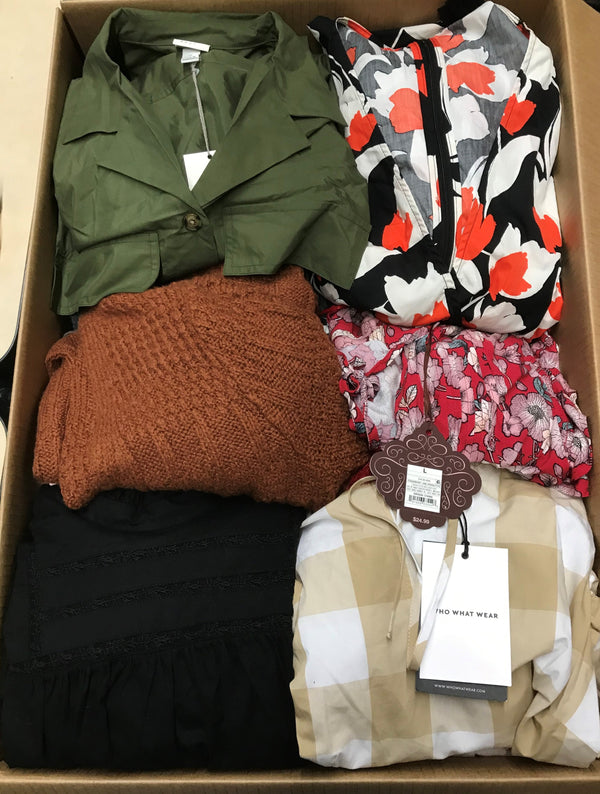 Wholesale Women's Apparel