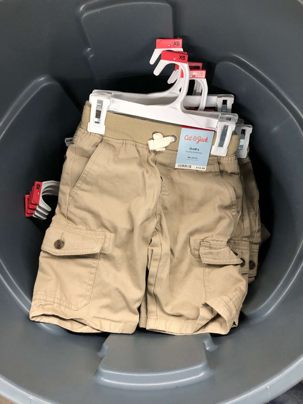 Cat and Jack Childrens Khaki Shorts Wholesale Overstock