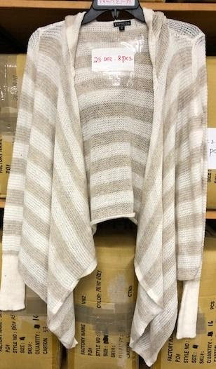 Express Open Cardigan Sweater | Womens | 24 Piece Case Pack | Sizes S-XL | $4.97/pc
