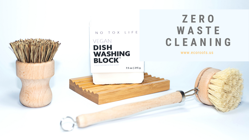 Zero Waste Cleaning Products & Recipes for a Toxic-Free Home