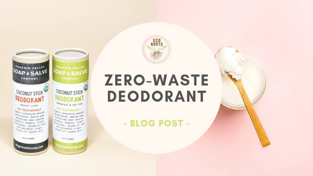 A Zero Waste Deodorant That Actually Works?