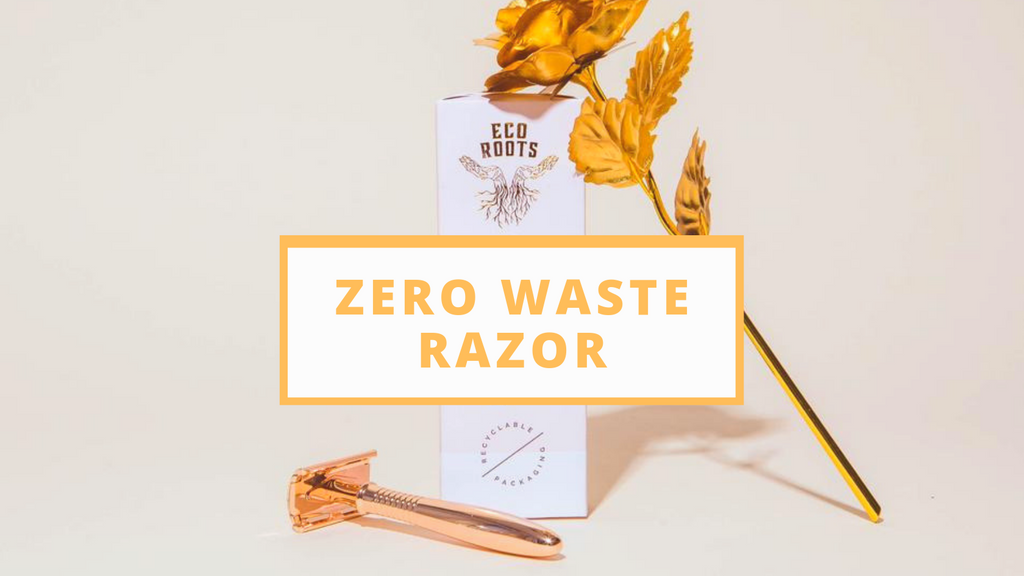 Easy Swap: Zero Waste Razor