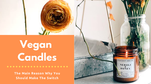 Vegan Candles [The Main Reason Why You Should Make The Switch]