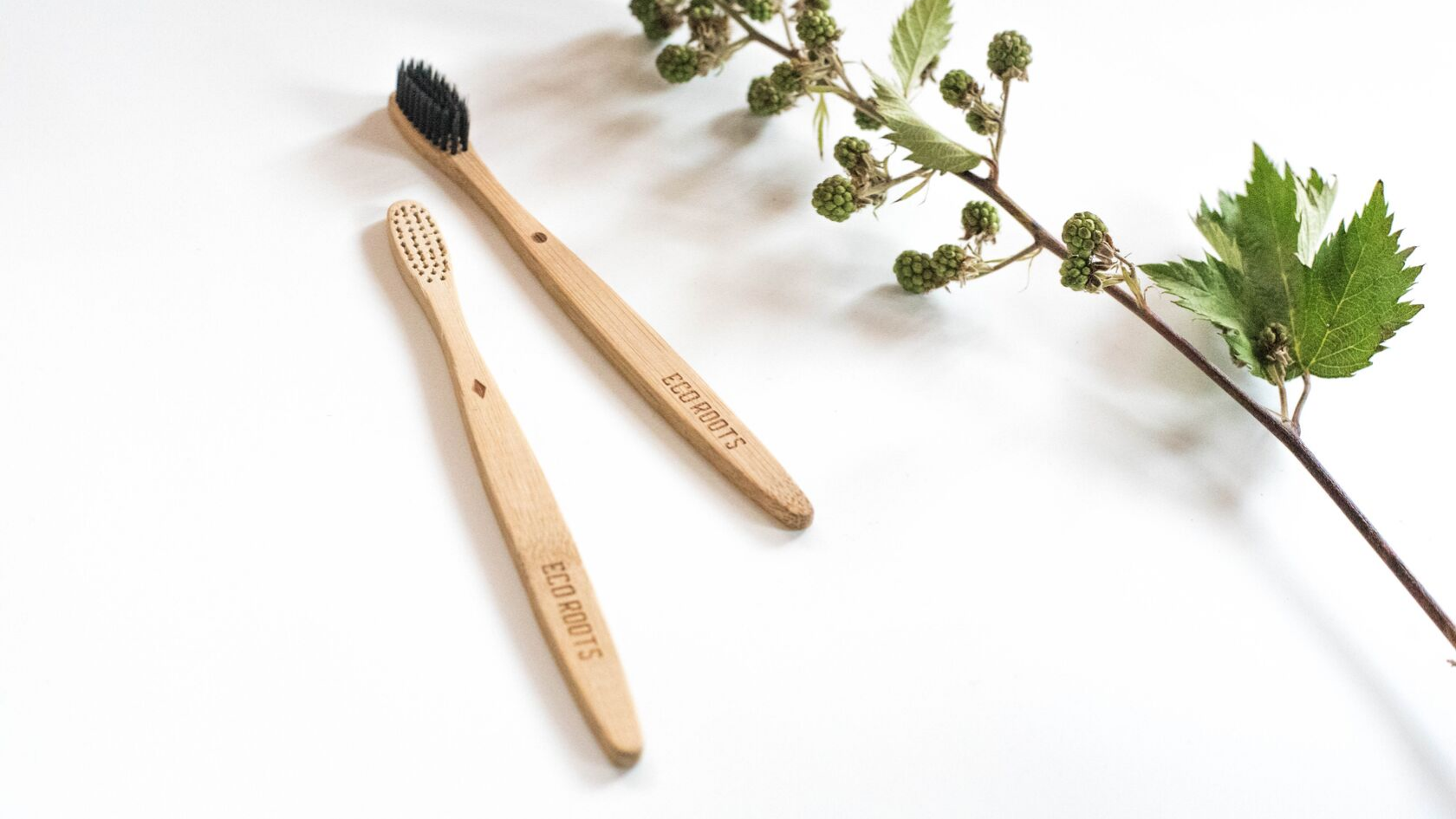 natural toothbrush