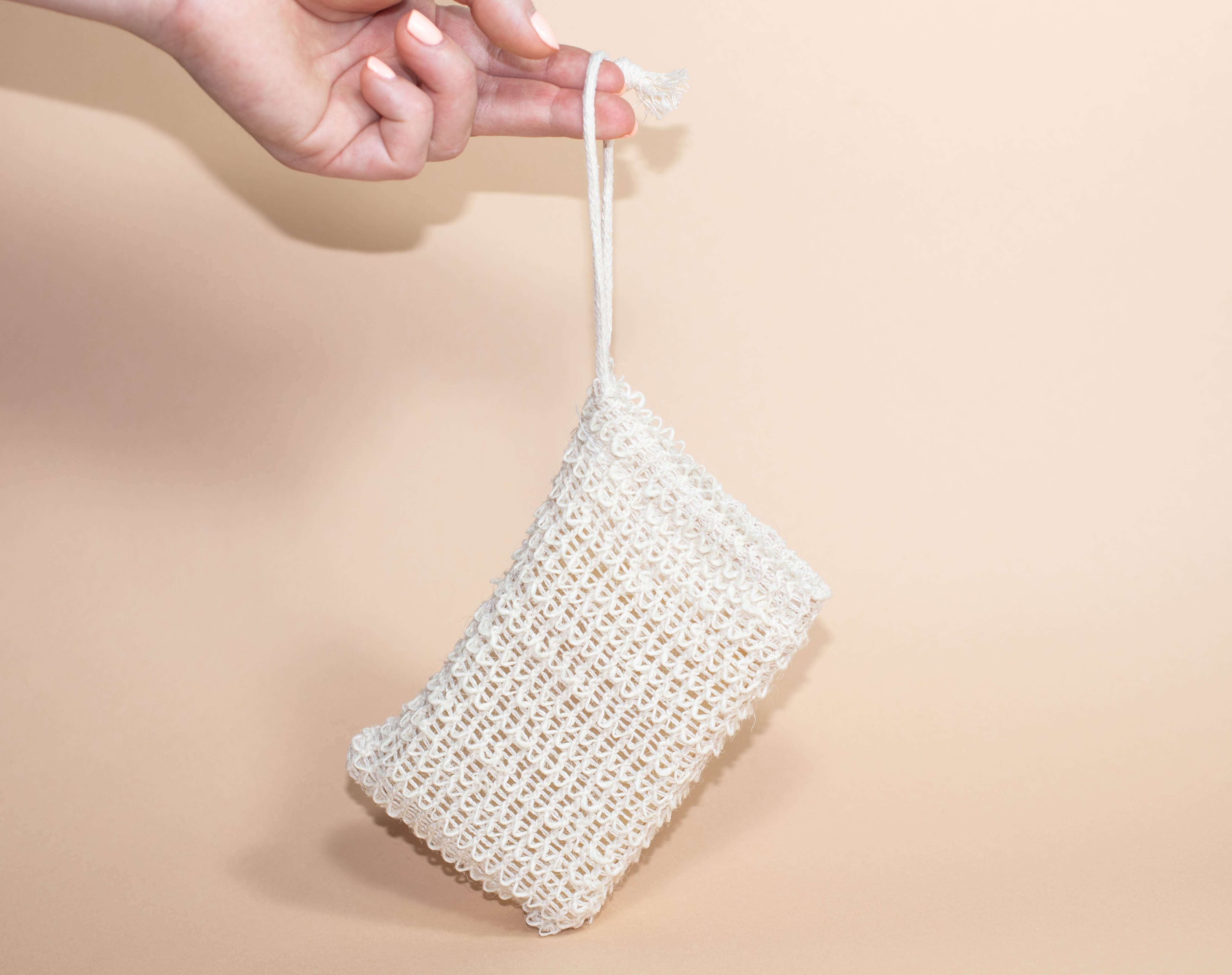 soap saver pouch