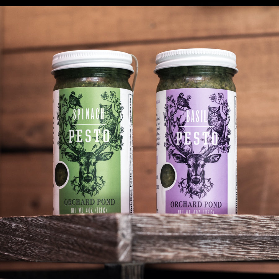 Orchard Pond Pesto
