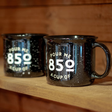 850 Mug located at RedEye Coffee in Tallahassee, FL