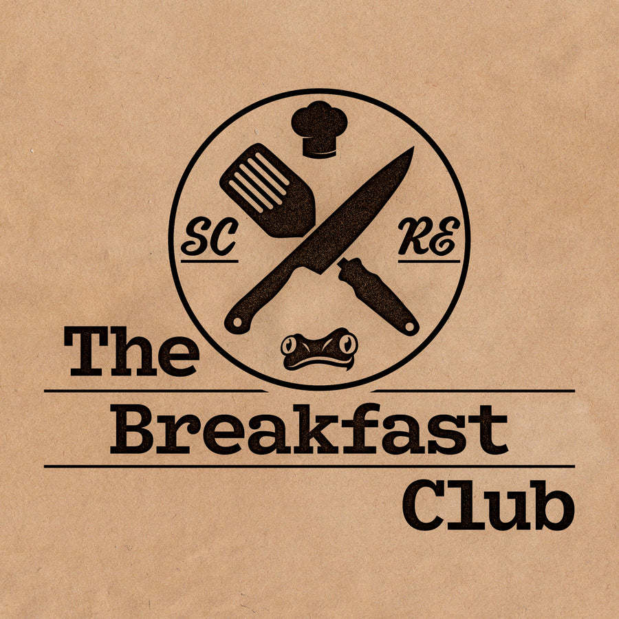 The Breakfast Club with RedEye Coffee Tallahassee, FL.