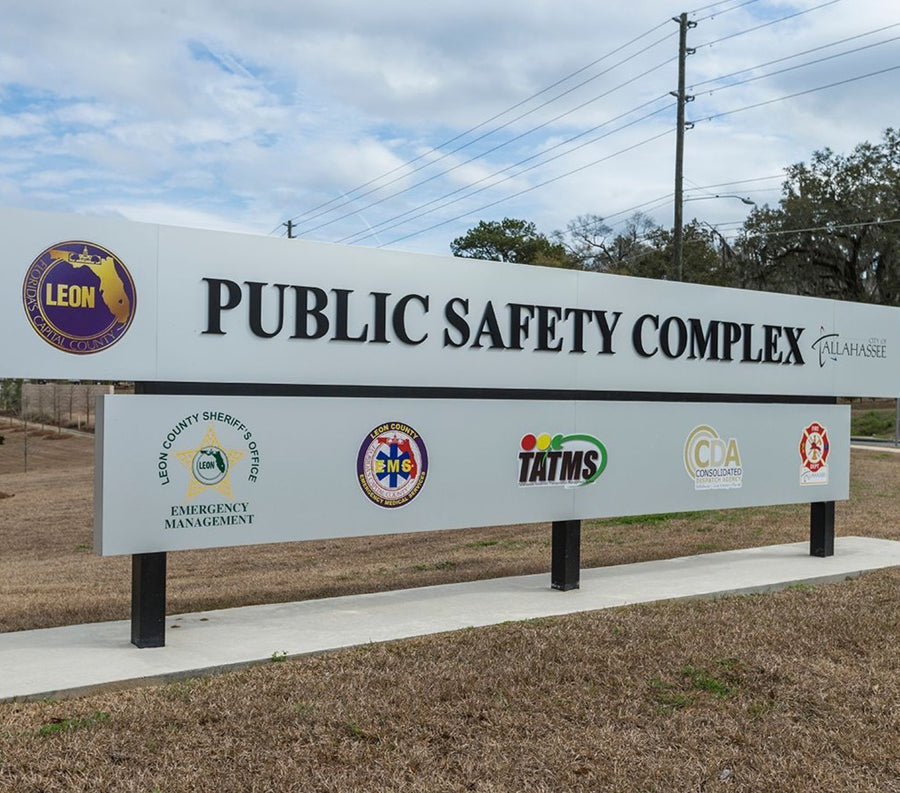 Public Safety Complex in Tallahassee, FL.