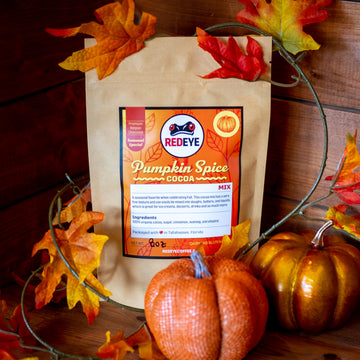 Seasonal Pumpkin Spice Cocoa Mix