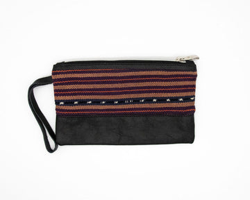 Organic Leather Clutch