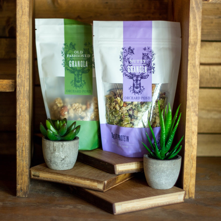 Orchard Pond Granola