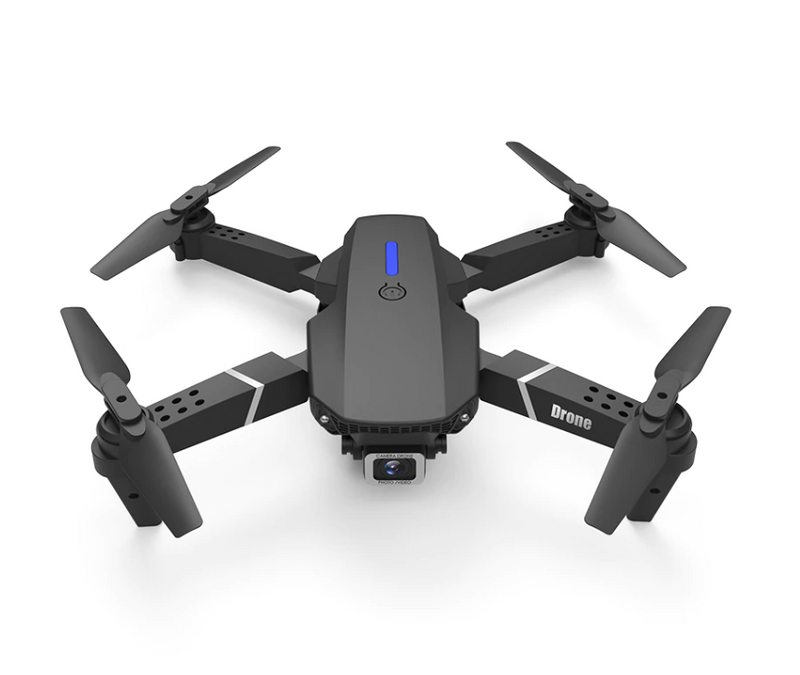 E525 Dual Camera Wide Angle 4K Drone Afterpay - BargainTown