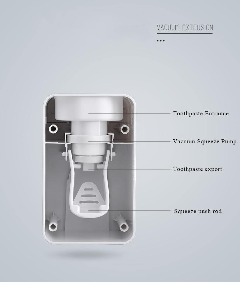Automatic Toothpaste Dispenser Afterpay - BargainTown