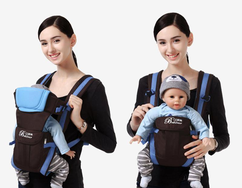 Beth Bear Breathable 4 in 1 Baby Carrier Afterpay - BargainTown