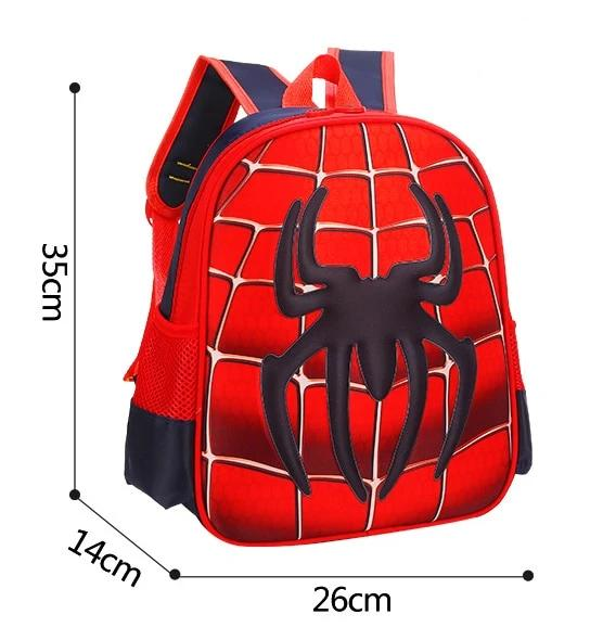 Spider Man Waterproof Preschool School Backpack Afterpay - BargainTown