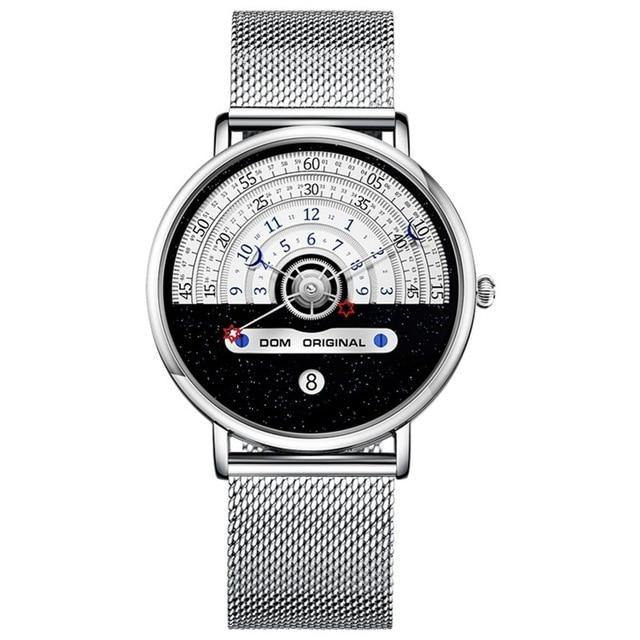 Men's DOM Dress Watch Afterpay - BargainTown