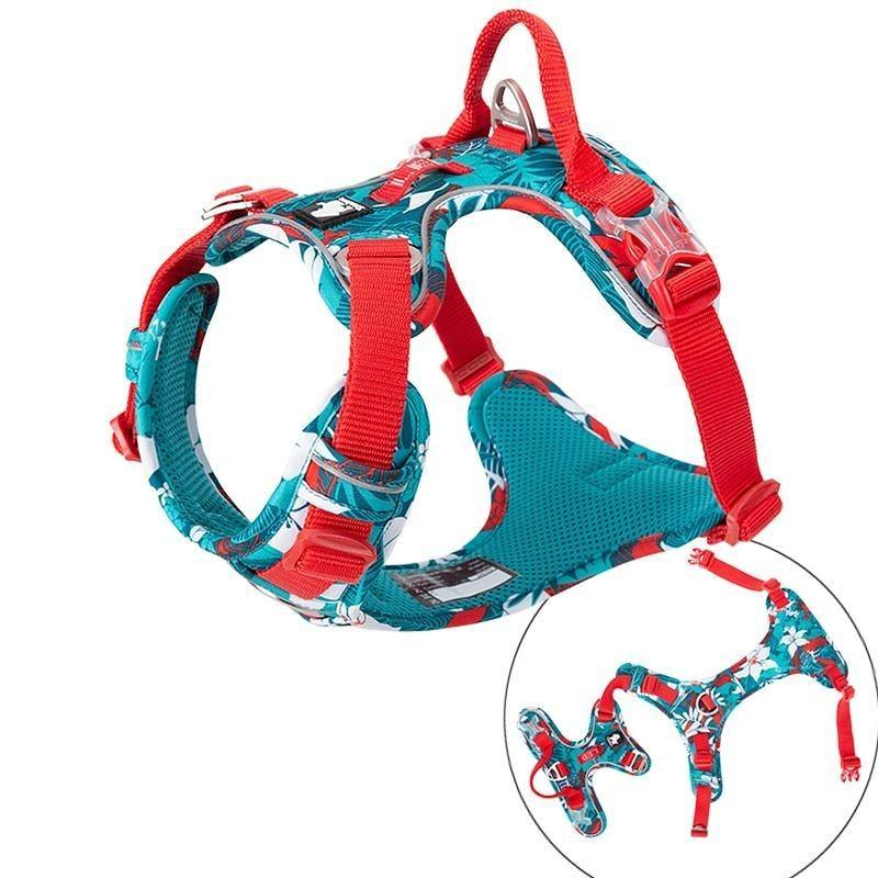 Reflective Dog Harness Special Edition - BargainTown