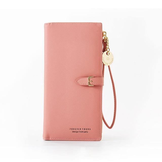 Forever Young Zipper Wallet Afterpay - BargainTown