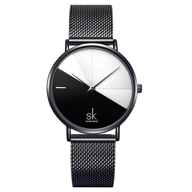 Women's Fashion Casual Watch Afterpay - BargainTown