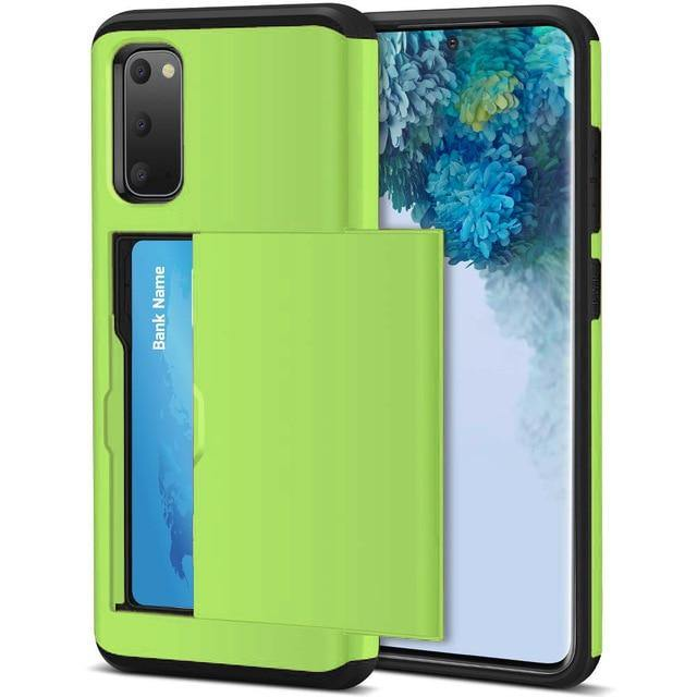 Various Models Samsung Case With Hidden Card Slot - BargainTown