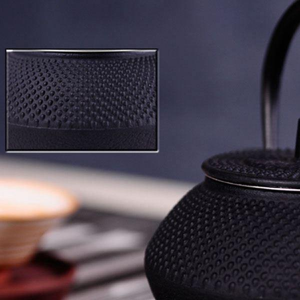 300ml Cast Iron Teapot With Strainer Afterpay - BargainTown