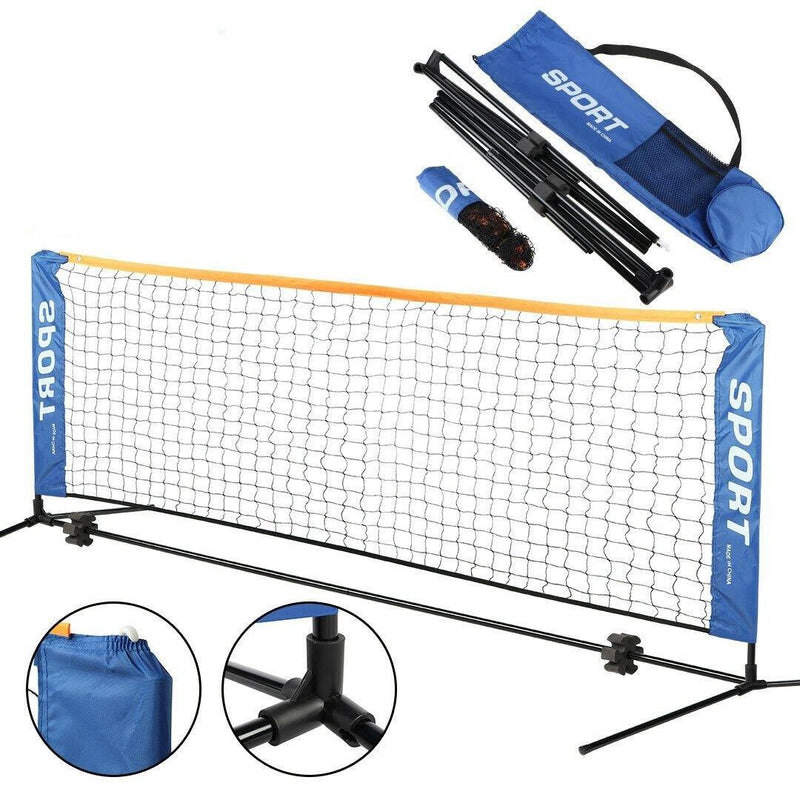 Hot Shots 3.1m Mini Tennis Net & Frame Set Afterpay - BargainTown