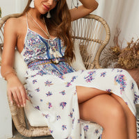 Summer New Bohemian Strap Dress