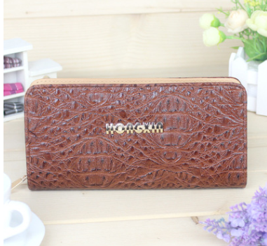 Ladies Large Capacity Single Zip Middle-aged Mother Dinner Bag Clutch Bag Pu Handbags Clutch Bag