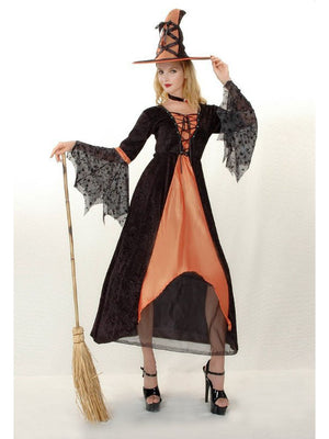 Halloween Witch Costume Vampire Zombie Costume Demon Queen Dress Up Masquerade Cosplay Costume