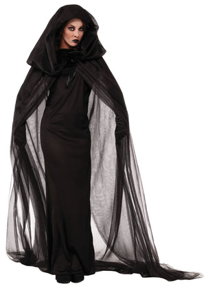 Halloween Costumes Night Wandering Soul Female Ghost Costume Witch Witch Robe Nightclub Rave Party Ds Suit