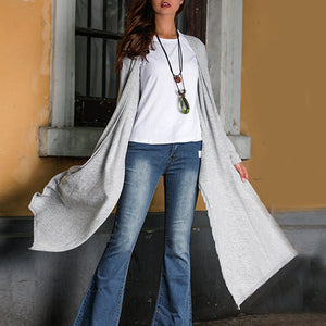 Fashion Short Jacket Loose Knit Cardigan