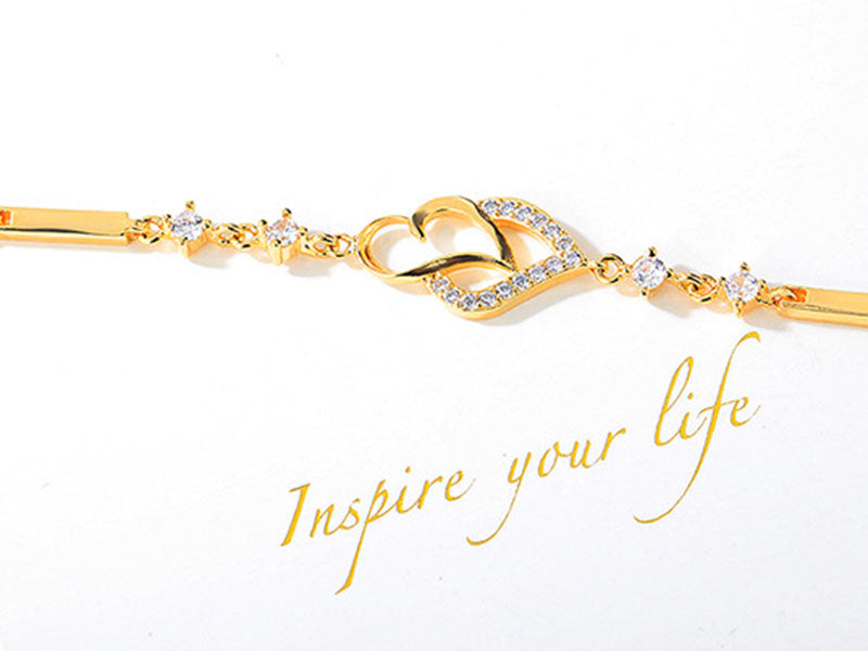 Only Beautiful Simple Love Bracelet