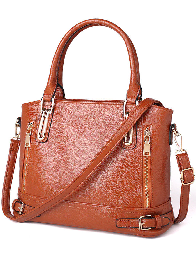 Women Fashion PU Shoulder Bag Diagonal Package