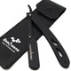 Saaqaans BSR-01 Professional Straight Edge Razor (Black)